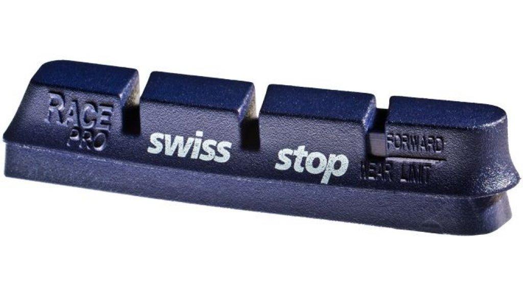 SwissStop Race Pro Felgen Bremsbeläge BXP Campagnolo 10/11-sp für Alu-Felgen darkblue