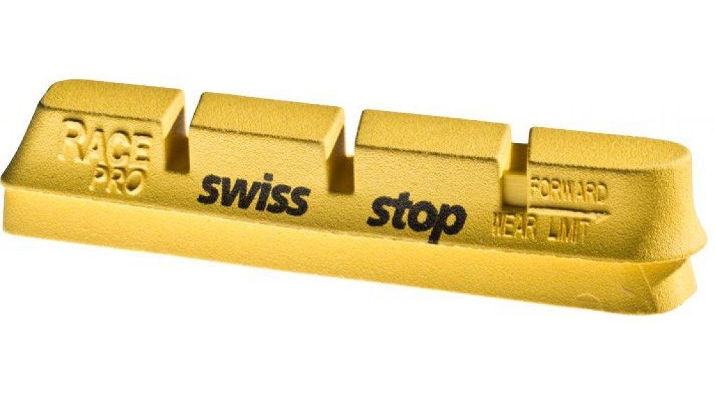 SwissStop Race Pro Felgen Bremsbeläge Yellow King Campagnolo 10/11-sp für Carbon-Felgen yellow
