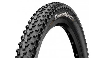 "Continental Cross King 2.0 26"" MTB- wire bead tire ECO25 black/black Skin"