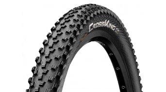 "Continental Cross King 27.5"" wire bead tire black/black skin"