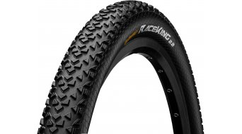 "Continental RaceKing Performance 26"" MTB-Race-copertone nero/nero Skin 3/180tpi PureGrip Compound"