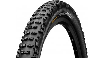 "Continental Trail King 2.4 Performance 26"" MTB-copertone 60-559 (26 x 2.4) nero/nero Skin 3/180tpi PureGrip Compound"