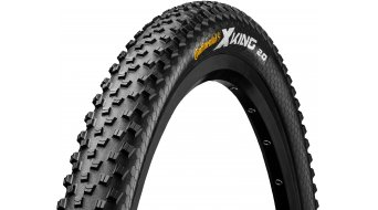 "Continental X-King Performance 26"" MTB- XC-Гуми с твърд борд (26 x черно/черно 3/180tpi PureGrip Compound"