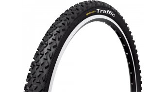 Continental Traffic II Sport MTB-Urban- wire bead tire black 3/84tpi