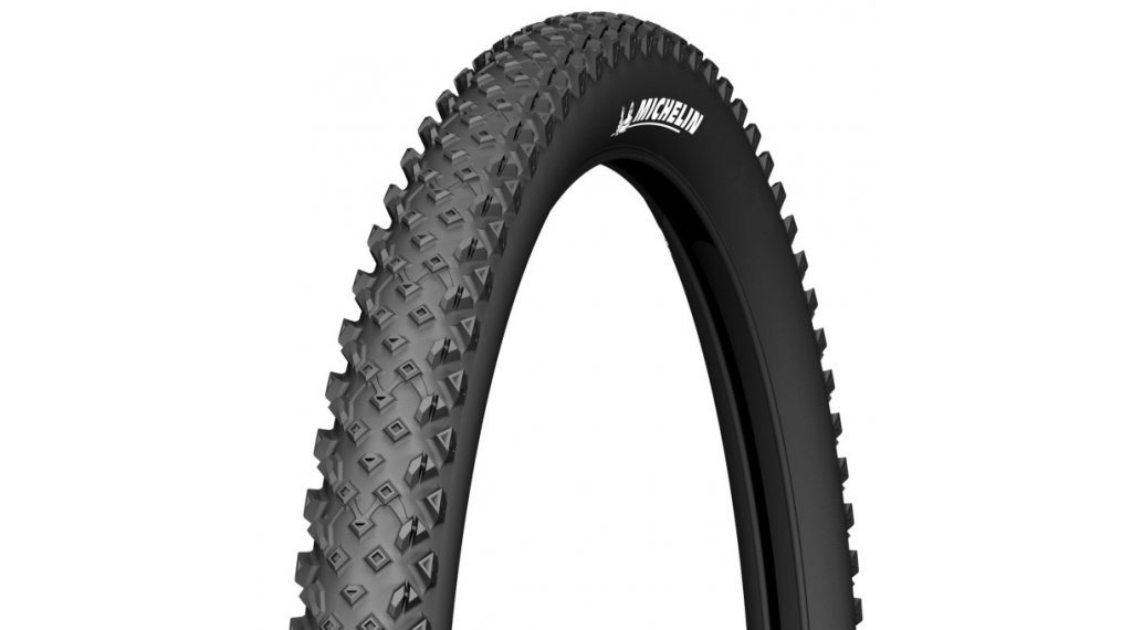 Michelin Country RaceR wire bead tire 54-584 (650B/27.5x2.10) black
