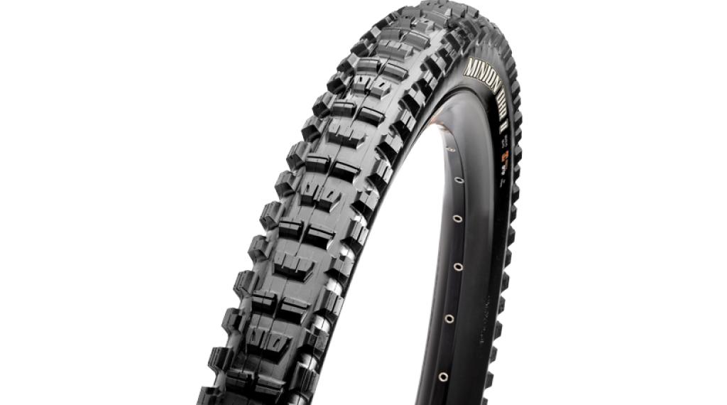 """Maxxis Minion DHR II 27.5"""" Downhill(速降)-钢丝胎 61-584 (27.5x2.40) (60 TPI) 3C MaxxGrip-Compound DW 黑色"""