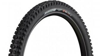 """Maxxis Assegai 27.5"""" 折叠轮胎 WT 63-584 (27.5 x 2.50WT) 3C-MaxxGripp-Compound (60DW TPI) 黑色"""
