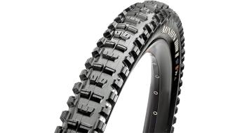 """Maxxis Minion DHR II 27.5"""" Downhill(速降)-钢丝胎 61-584 (27.5x2.40) (60 TPI) MaxxPro-Compound DW 黑色"""