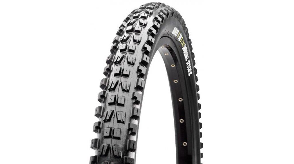"Maxxis Minion DHF 26"" Downhill(速降)-钢丝胎 55-559 (26x2.50) (60 TPI) SuperTacky-Compound DW 黑色"