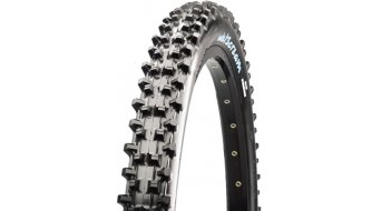"Maxxis WetScream 27.5"" 钢丝胎 DualPly 56-584 (27.5 x 2.50) SuperTacky-Compound (60DW TPI) 黑色"