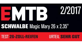 Schwalbe Magic Mary Evolution wire bead tire 60-559 (26x2.35) VertStar-compound 2017