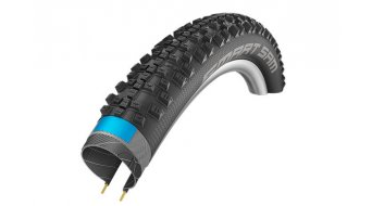 Schwalbe Smart Sam Performance wire bead tire dual-compound 2017