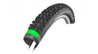 Schwalbe Smart Sam PLUS Performance GreenGuard SnakeSkin wire bead tire dual-compound black 2017
