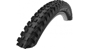"Schwalbe Magic Mary 26"" pneu classique Performance BikePark Twin-Skin E-25 60-559 (26x2.35) Addix-Basic-Compound black"