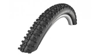 "Schwalbe Smart Sam Performance 24"" wire bead tire ADDIX black"