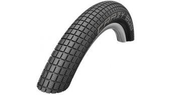 Schwalbe Crazy Bob pneu classique Performance Performance Twin-Skin Addix-Basic-Compound black