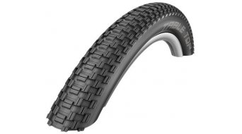 "Schwalbe Table Top 26"" 钢丝胎 Performance Performance Lite-Skin 57-559 (26x2.25) Addix-Basic-Compound black"