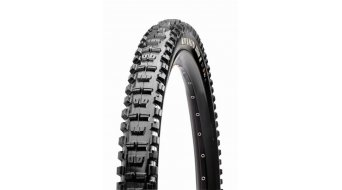 "Maxxis Minion DHR II 27.5"" folding tire TR + EXO (27.5 x TPI) black"