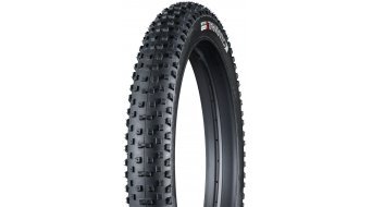 Bontrager Gnarwhal 26 Fatbike cubierta(-as) plegable(-es) (26x3.80) Tubeless Ready negro