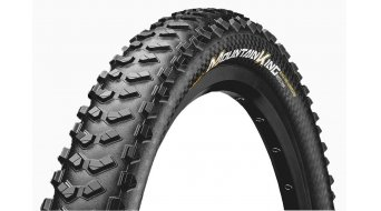 "Continental Mountain King 2.6 ProTection 27.5"" MTB-pláště kevlar 70-584 (27.5x2.80) ECO25 black/black Skin"