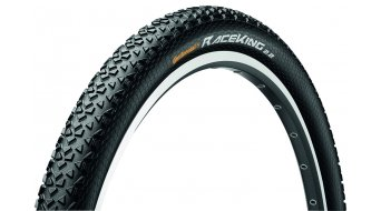 Continental RaceKing Performance MTB-Race-cubierta(-as) plegable(-es) negro(-a) 3/180tpi