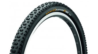 Continental Mountain King II RaceSport MTB-Enduro/XC-cubierta(-as) plegable(-es) negro(-a) 3/180tpi BlackChili Compound