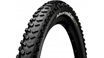 "Continental Mountain King ProTection 27.5"" MTB(山地)-折叠轮胎 ECO25 black/black Skin"