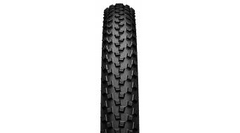 Continental Cross King 2.3 ProTection VTT-pneu pliable 58-622 (29 x 2.3) black/black Skin 4/240tpi BlackChili Compound