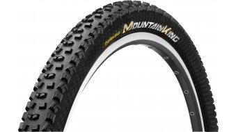 "Continental Mountain King 2.3 ShieldWall 26"" MTB-folding tire 58-559 (26x2.30) ECO25 black/black Skin"