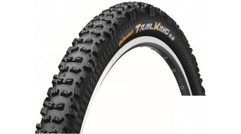 "Continental Trail King ShieldWall 27.5"" MTB(山地)-折叠轮胎 ECO25 black/black"