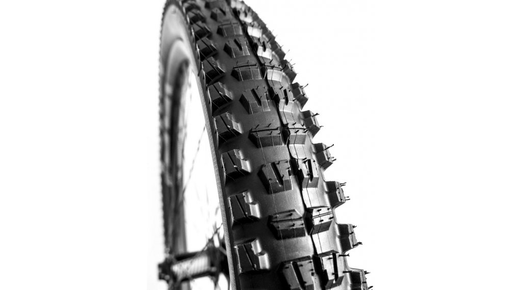"e*thirteen TRS Race All-Terrain Trail 27.5"" 折叠轮胎 62-584 (27.5 x 2.4) MoPo Compound black"