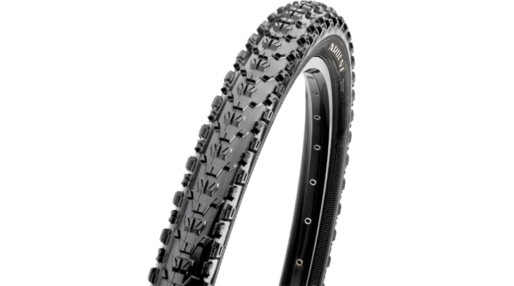 "Maxxis Ardent 27.5"" MTB(山地)-折叠轮胎 56-584 (27.5x2.25) (60 TPI) MPC-Compound SilkShield/e-bike 黑色"