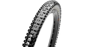 "Maxxis HighRoller II 27.5"" MTB(山地)-折叠轮胎 61-584 (27.5x2.40) (60 TPI) MaxxPro-Compound SilkShield/e-bike 黑色"