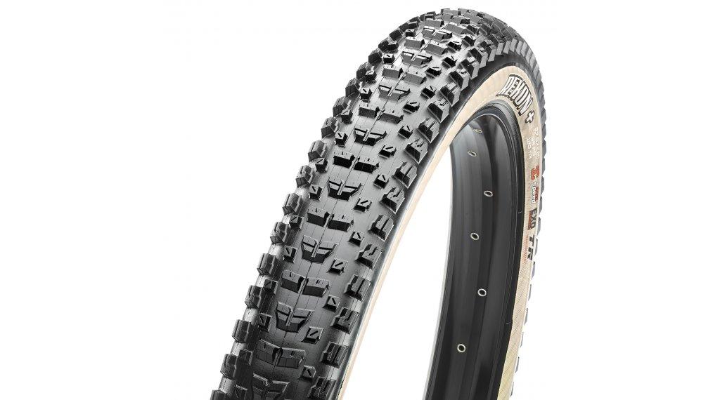 "Maxxis Rekon+ 27.5"" MTB(山地)-折叠轮胎 71-584 (27.5x2.80) (60 TPI) 3C MaxxTerra-Compound TR + EXO Skinwall"