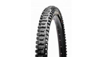 Maxxis Minion DHR II TR + EXO folding tire (60 TPI) black