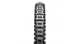 "Maxxis Minion DHR II 26"" MTB(山地)-折叠轮胎 58-559 (26x2.30) (60 TPI) Dual-Compound TR + EXO 黑色"