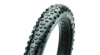 "Maxxis Minion FBR 26"" Fatbike 折叠轮胎 Dual-Compound TPI) 黑色"
