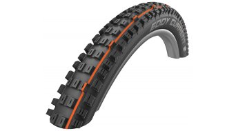 "Schwalbe Eddy Current Front Evolution 27.5"" 折叠轮胎 Super Gravity ADDIX Soft black"