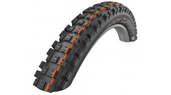 "Schwalbe Eddy Current Rear Evolution 27.5"" 折叠轮胎 Super Gravity ADDIX Soft black"