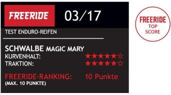 "Schwalbe Magic Mary Evolution 27.5"" Faltreifen SuperGravity ADDIX Soft 60-584 (27.5x2.35) classic skin"