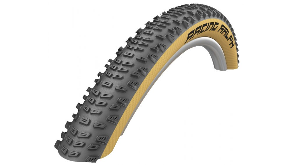 "Schwalbe Racing Ralph Evolution 29"" Faltreifen SnakeSkin ADDIX Speed 57-622 (29x2.25) classic skin"