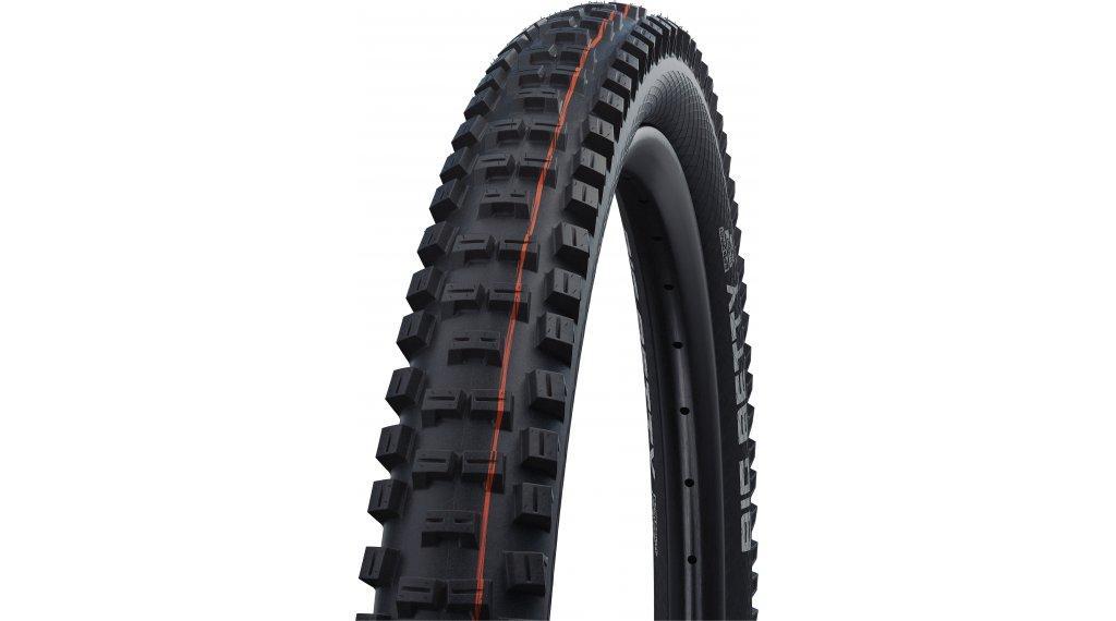 "Schwalbe Big Betty Evolution 27.5"" Faltreifen ADDIX SOFT Super Trail 62-584 (27.5x2.40) black skin"