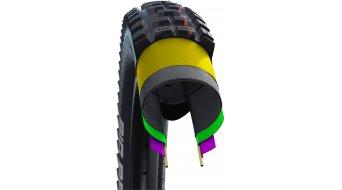"""Schwalbe Hans Dampf Evolution 27.5"""" Faltreifen ADDIX SOFT Super Gravity 60-584 (27.5x2.35) black skin"""