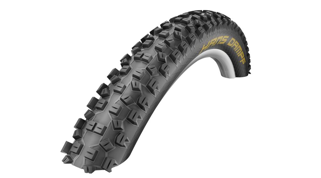 Schwalbe Hans Dampf Evolution SnakeSkin TL-Easy 折叠轮胎 60-622 (29x2.35) PaceStar-Compound 款型 2017