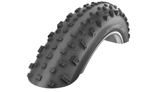 Schwalbe Jumbo Jim Evolution SnakeSkin TL-Easy Fatbike cubierta(-as) plegable(-es) PaceStar-Compound Mod. 2017