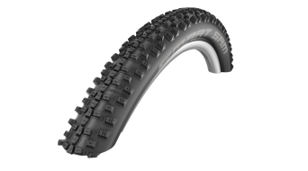 Schwalbe Smart Sam Performance folding tire dual-compound black-skin 2017