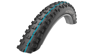 "Schwalbe Nobby Nic 27.5"" folding tire Evolution SnakeSkin TL Easy Snake-Skin E-25 Addix Speedgrip-compound black"
