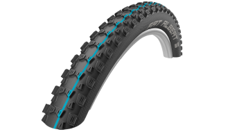 Schwalbe Fat Albert Rear Evolution SnakeSkin TL Easy Snake-Skin folding tire 62-507 (24x2.40) Addix Speedgrip-compound black 2018
