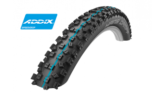 Schwalbe Hans Dampf Evolution SnakeSkin TL Easy Snake-Skin E-25 folding tire 60-559 (26x2.35) Addix black 2018