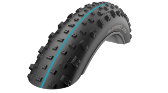 Schwalbe Jumbo Jim Evolution LiteSkin Lite-Skin folding tire 100-559 (26x4.00) Addix Speedgrip-compound black 2018